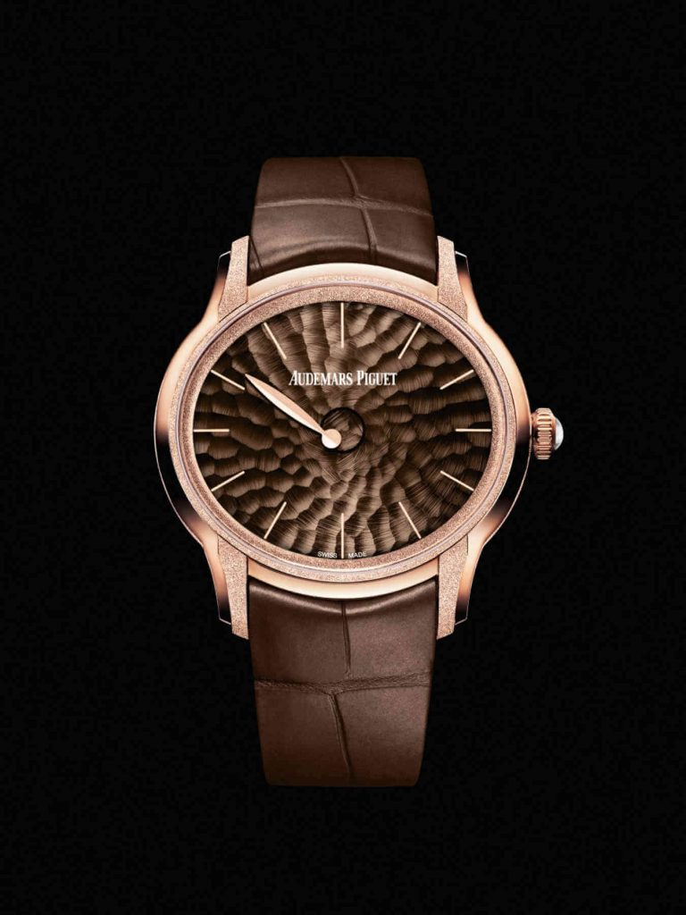 Millenary Frosted Gold Philosophique marron