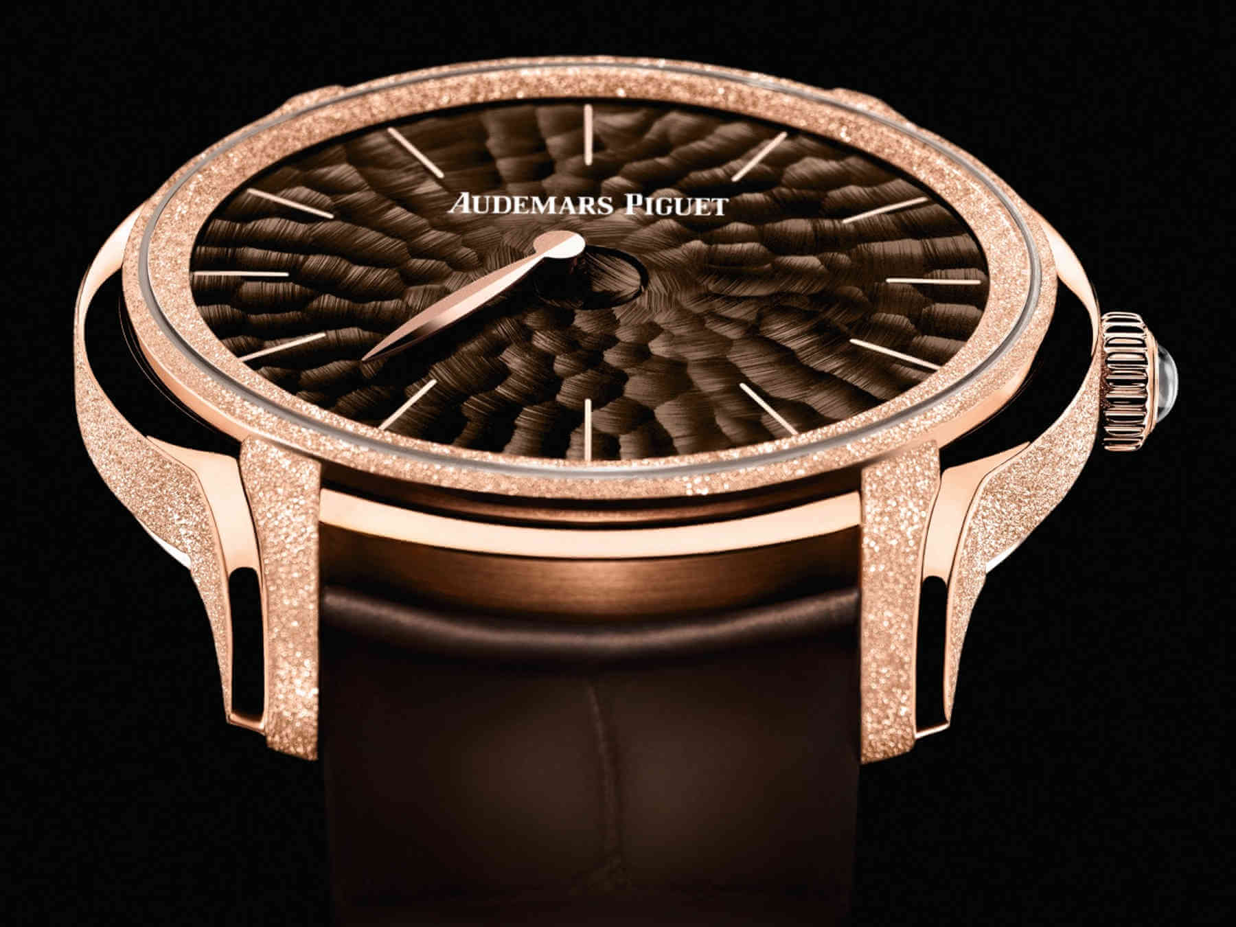 Millenary Frosted Gold Philosophique portada