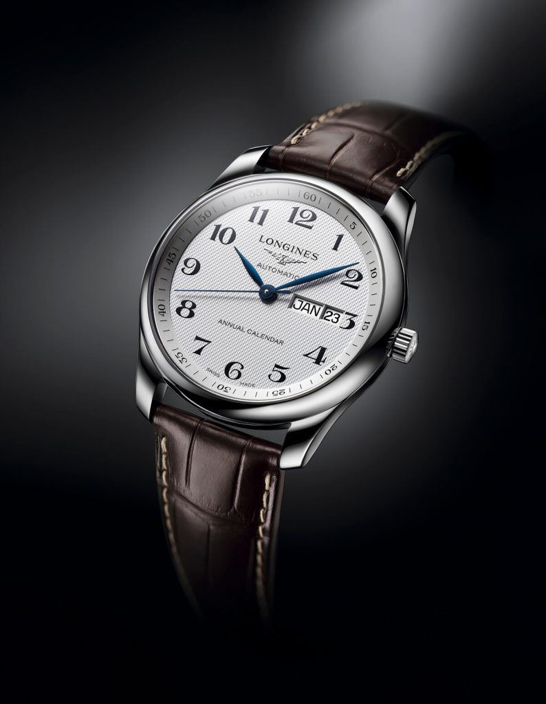 Longines Master Collection Annual Calendar beauty