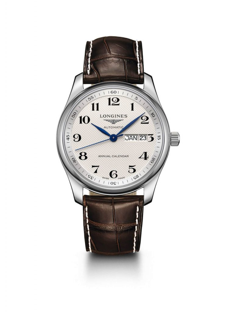 Longines Master Collection Annual Calendar 3