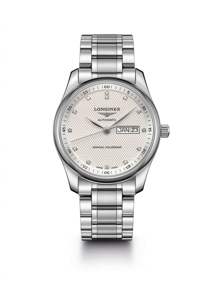 Longines Master Collection Annual Calendar 4