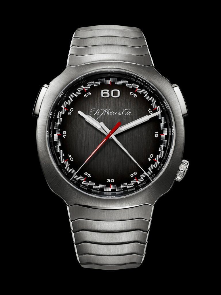 Moser Streamliner Flyback Chronograph Automatic front