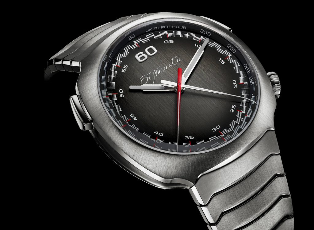 Moser Streamliner Flyback Chronograph Automatic inc