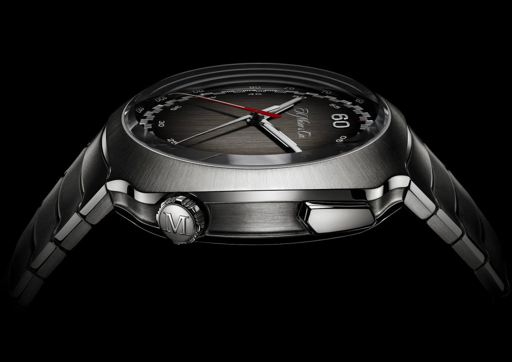 Moser Streamliner Flyback Chronograph Automatic lado