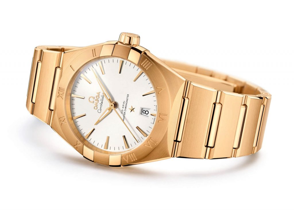 Omega Constellation Gents collection beauty 2