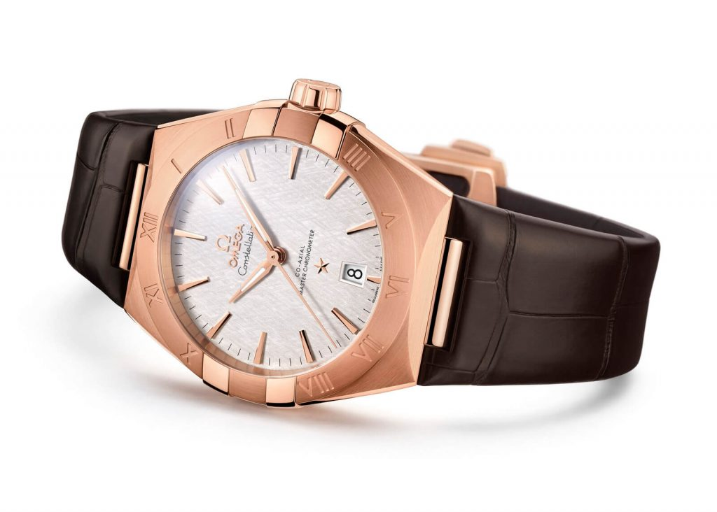 Omega Constellation Gents collection beauty