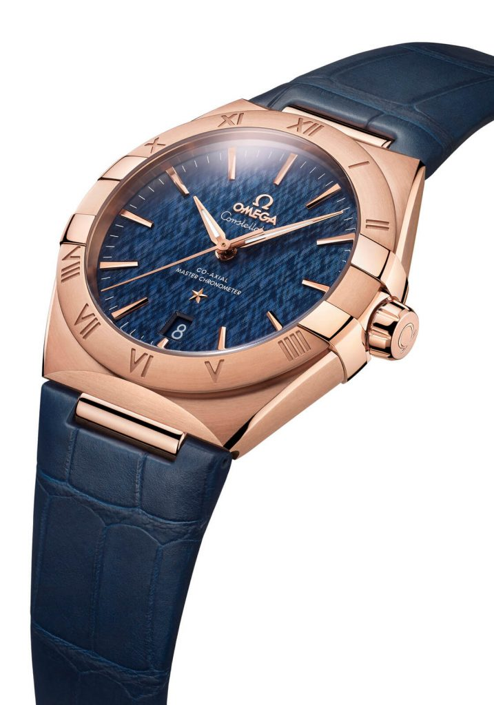 Omega Constellation Gents collection lado