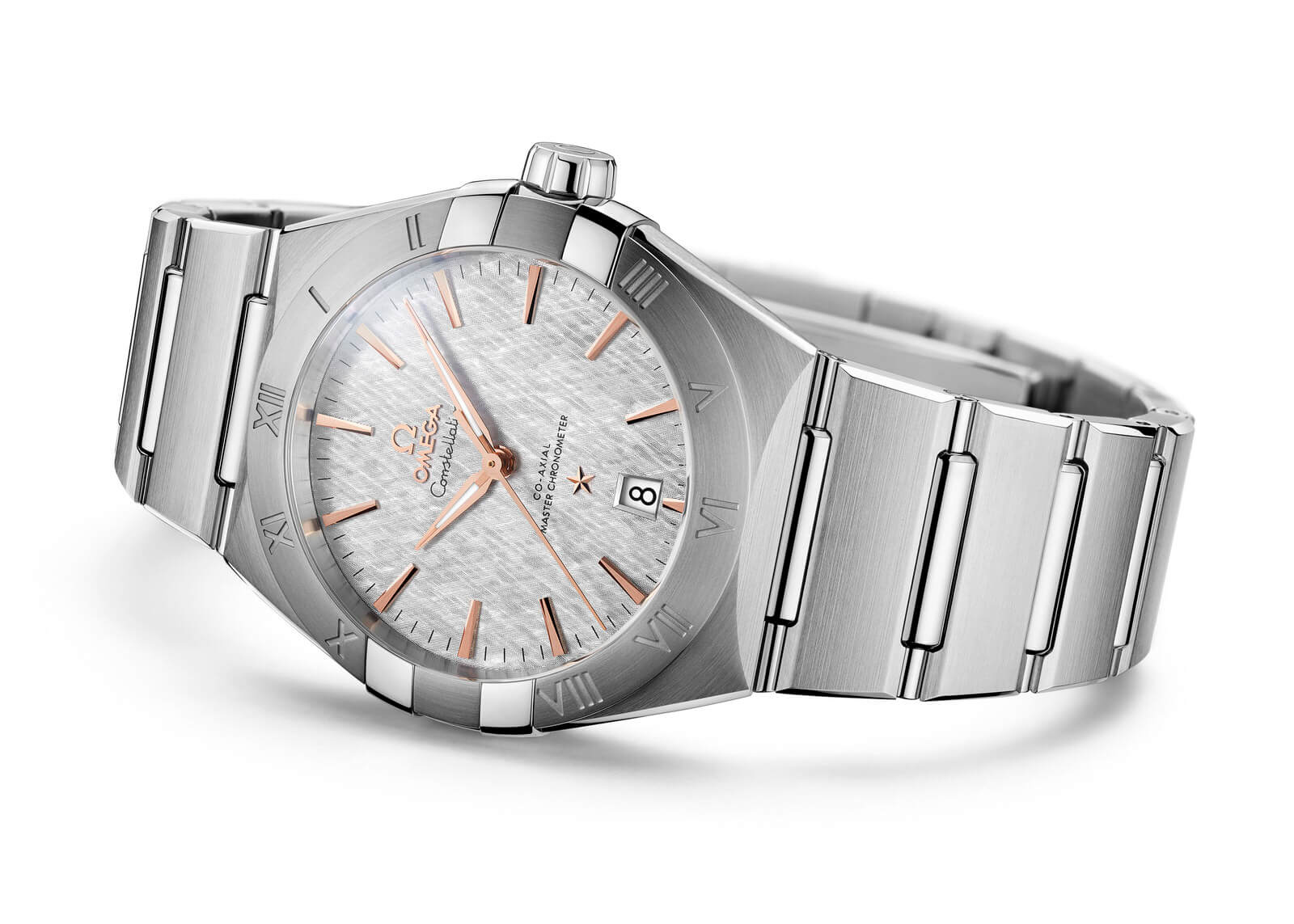 Omega Constellation Gents collection port