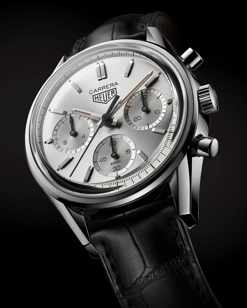 Tag Heuer Carrera 160 Years Silver Limited Edition Heuer beauty