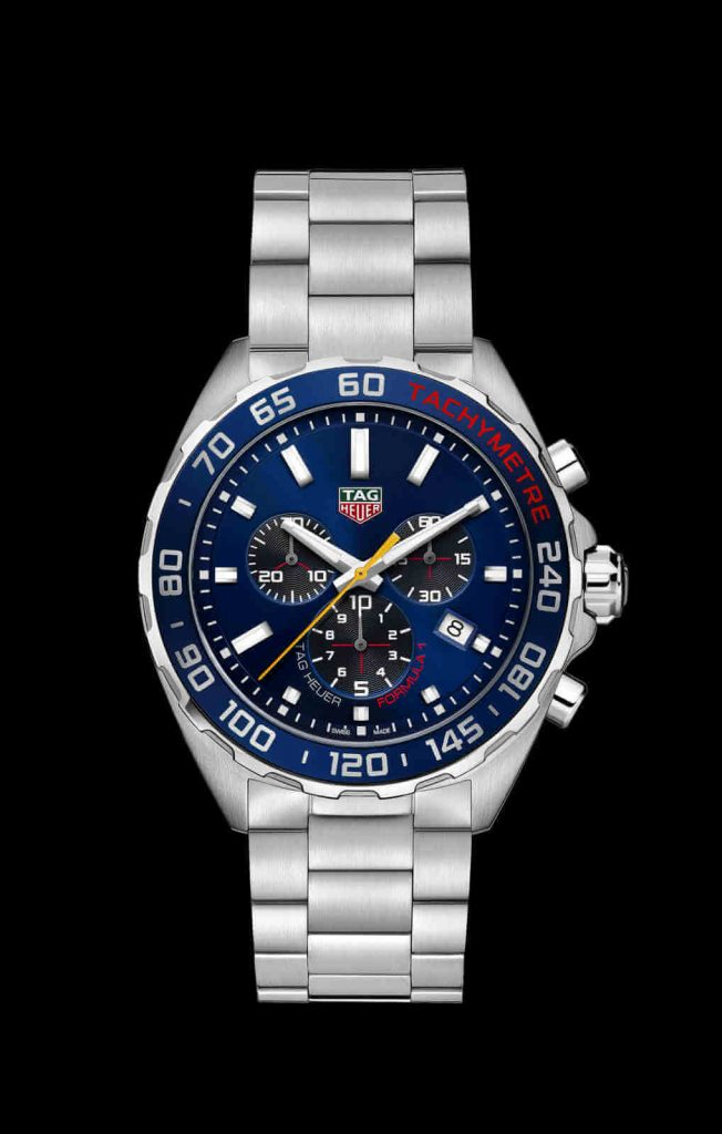Tag Heuer Formula 1 Aston Martin Red Bull Racing Special Edition 2020 front