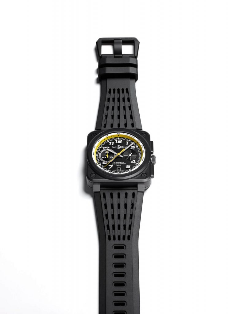 Bell & ross BR03 RS20 pers