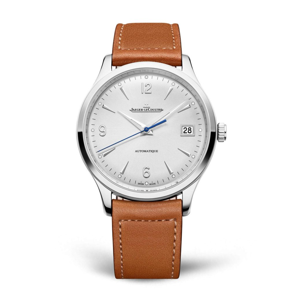 jaeger-lecoultre master control date front