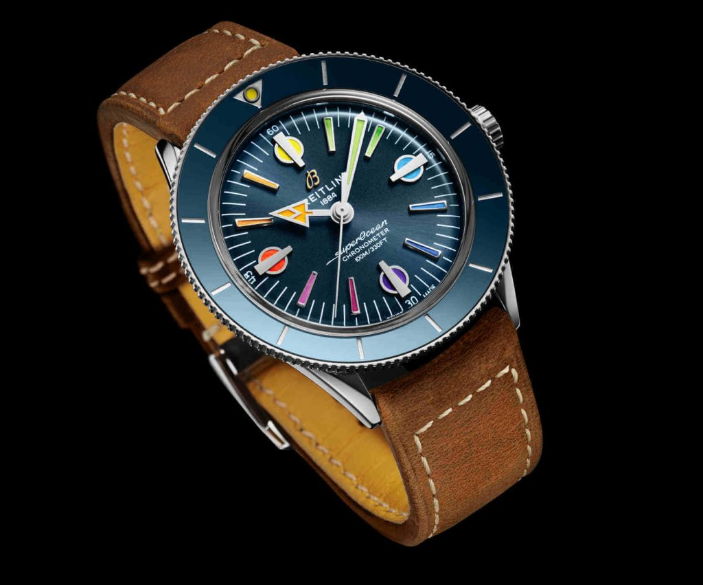 Superocean Heritage Automatic 42 '57 Limited Edition II inc