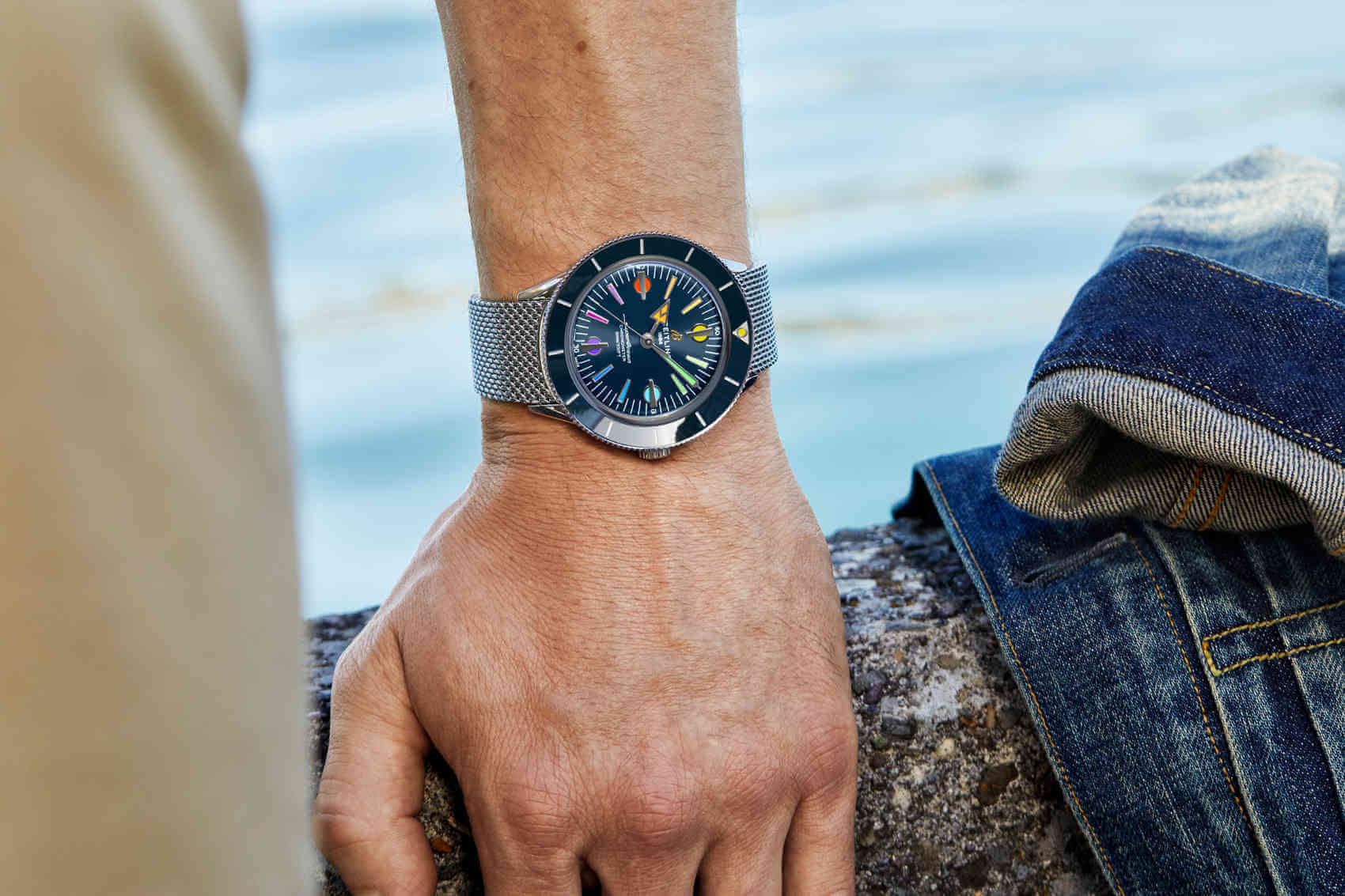 Superocean Heritage Automatic 42 '57 Limited Edition II portada