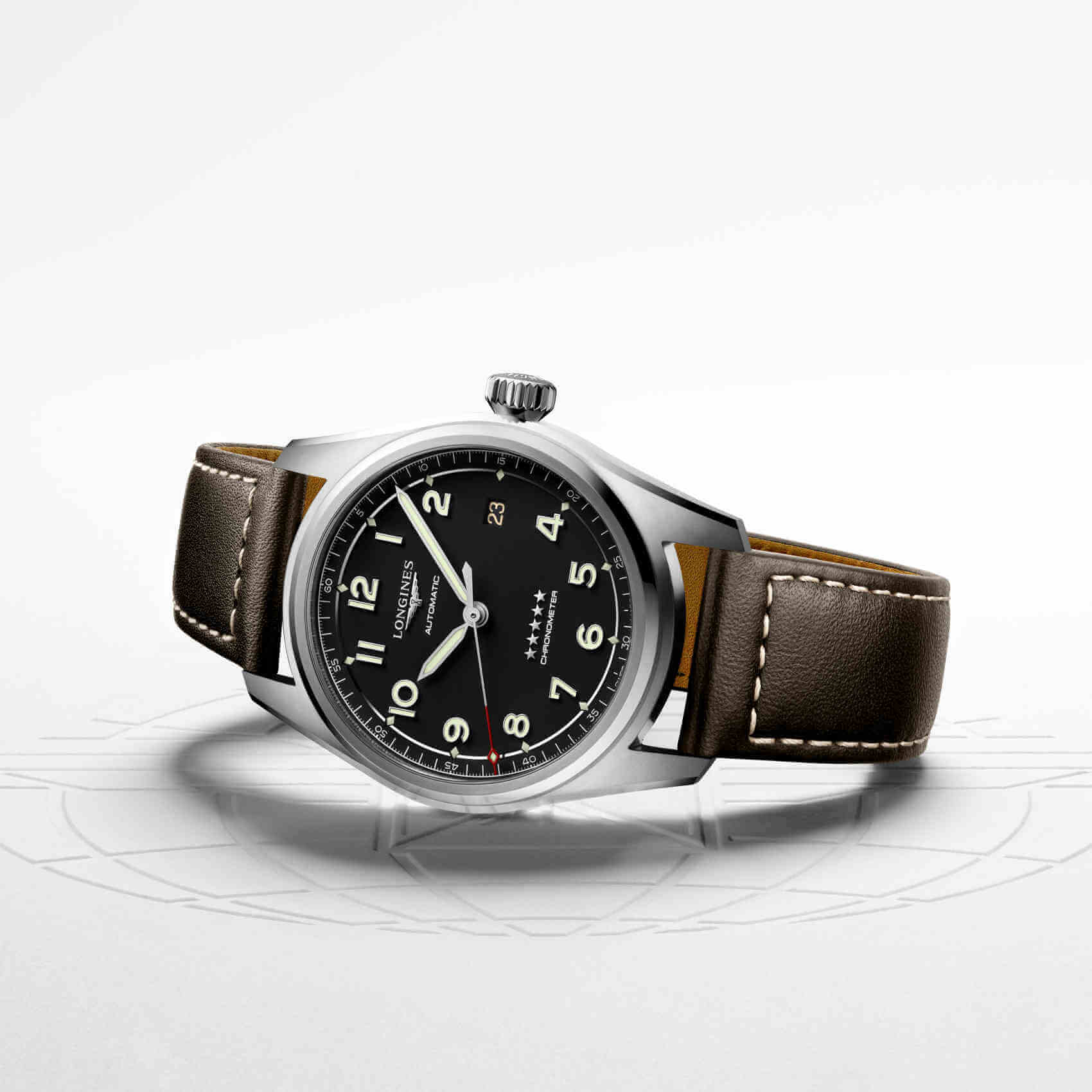 "Longines Spirit ""The Pioneer Spirit Lives On"" reloj"